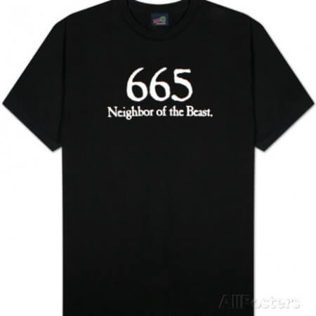 665 neighbor of the beast
