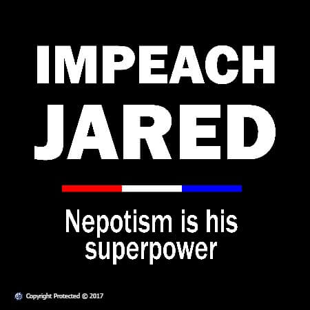 Impeach Jared T-Shirt