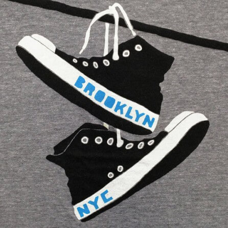 Brooklyn NYC Converse