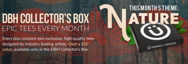 DBH Collector's Box Nature